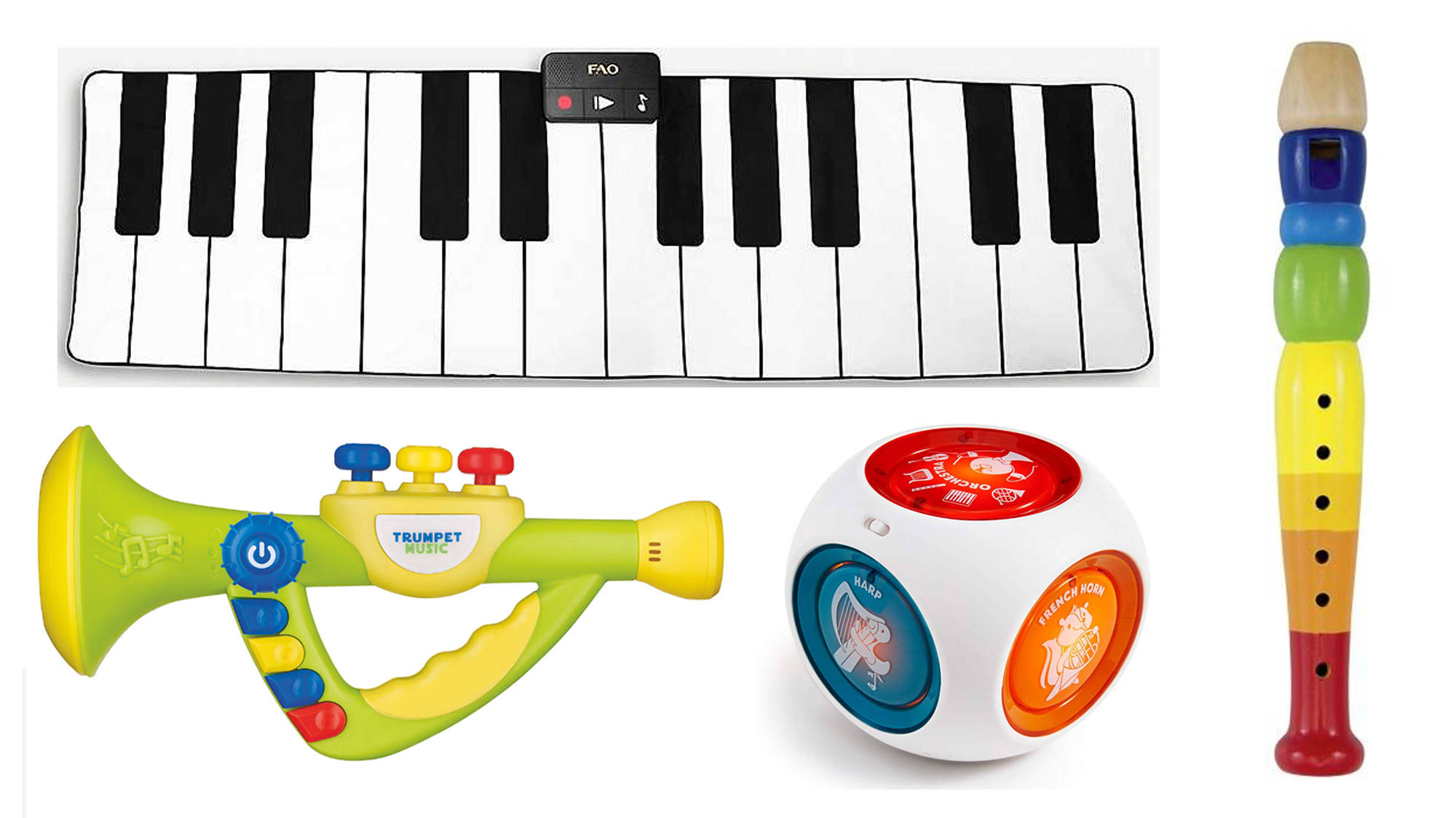 11 best musical toys to grow your child's love of classical