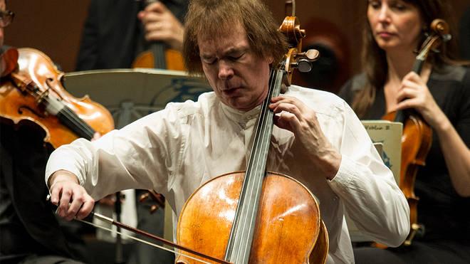 Julian Lloyd Webber, former concert cellist, is now the RBC's Principal