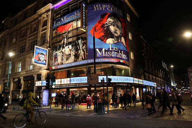 West End theatres close following new 'social distancing' measures