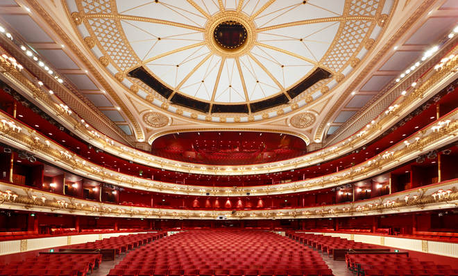London's Royal Opera House also shut down following the news conference.