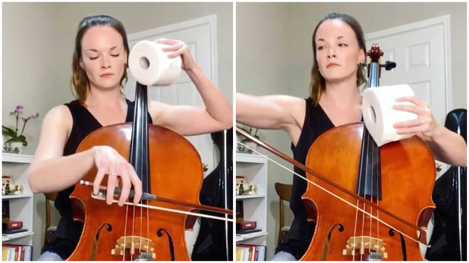 Rylie Harrod Corral cello