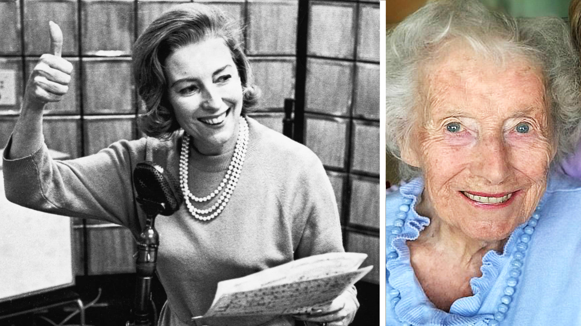 Dame Vera Lynn, 102, summons 'spirit ...