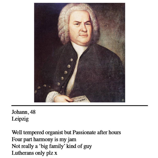 Bach dating profile