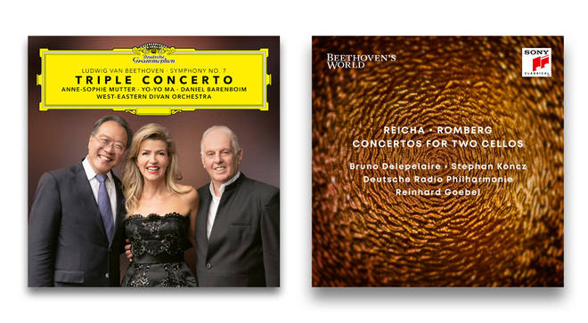 Beethoven: Triple Concerto – Mutter, Ma & Barenboim, Beethoven's World – Reinhard Goebel