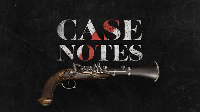 Case Notes, Classic FM's award-winning true crime podcast
