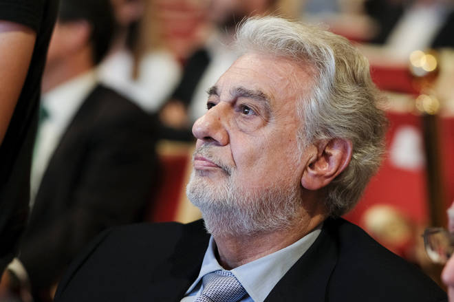 Spanish opera singer Plácido Domingo tests positive for coronavirus