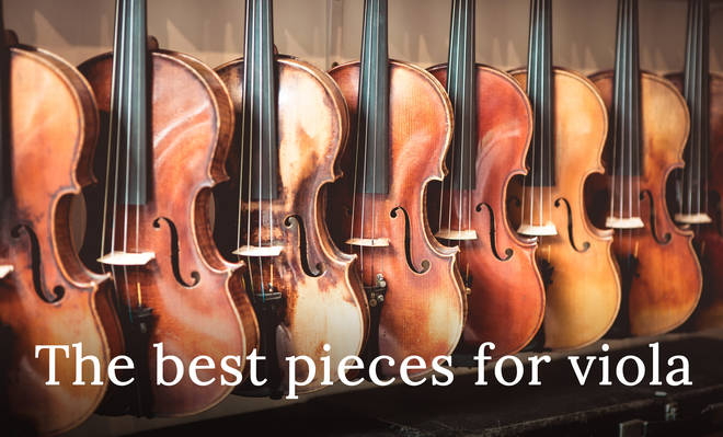 Best viola pieces