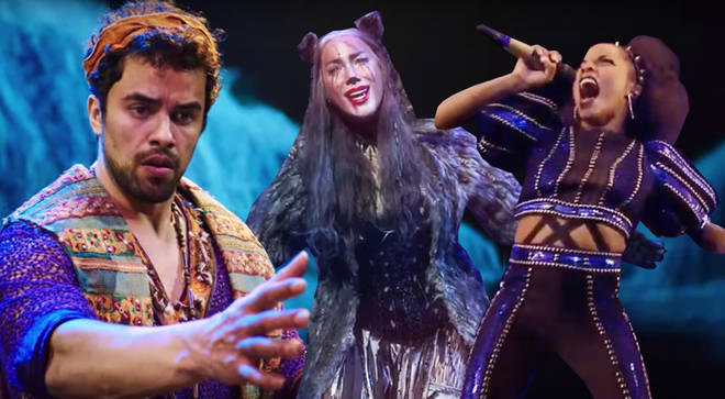 The best Broadway and London West End musicals available online