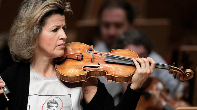 German violinist Anne-Sophie Mutter tests positive for coronavirus