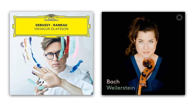 Debussy & Rameau – Víkingur Ólafsson; Bach: Cello Suites – Alisa Weilerstein