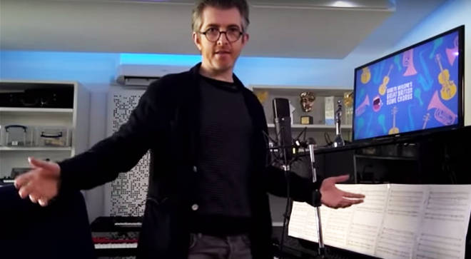 Gareth Malone launches 'at home' choir to help nation during coronavirus self-isolation