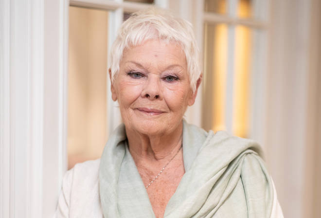 The first programme of John's exciting new series will feature Dame Judi Dench