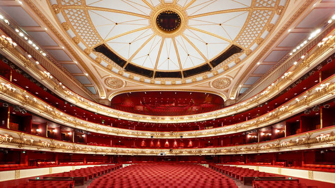 London's Royal Opera House