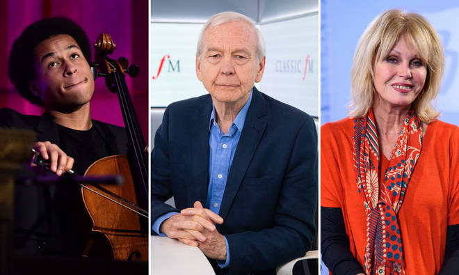 Join John Humphrys for a special interview series this Easter