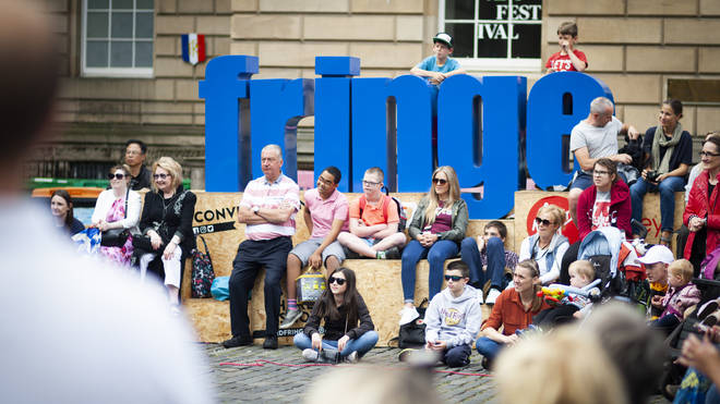 Edinburgh Fringe Festival is cancelled for 2020.