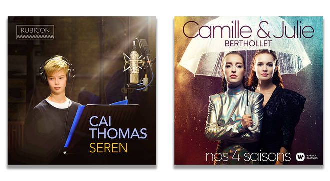 Cai Thomas – Seren; Camille & Julie Berthollet – Four Seasons