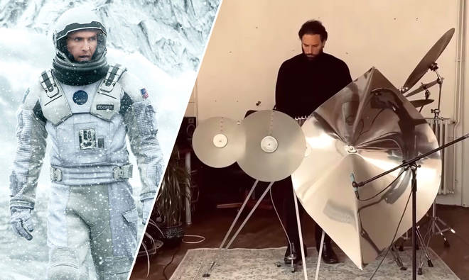 Hans Zimmer's 'Interstellar' theme, performed on a terrifyingly eerie crystal organ