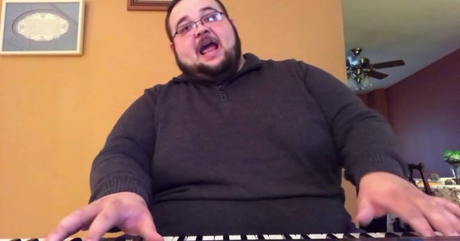 Music director turns Mary Poppins song into genius self-isolation piano parody