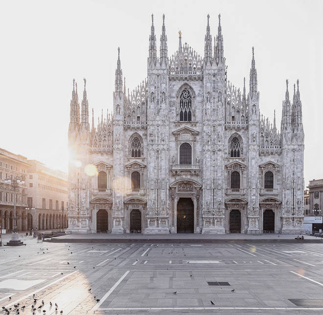 Andrea Bocelli will perform in isolation at Duomo Di Milano for a special online concert to mark Easter Sunday this year.