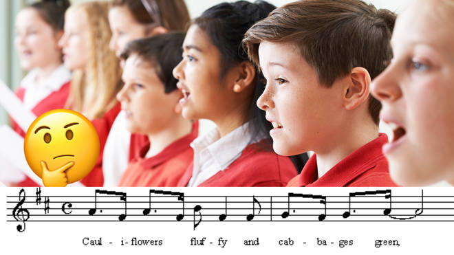 Can you remember the lyrics to these school hymns?