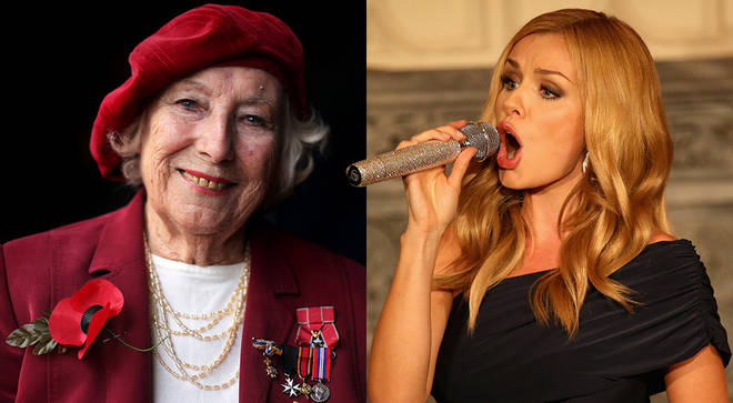 Listen to Katherine Jenkins and Vera Lynn's 'We'll Meet Again' duet in aid of NHS