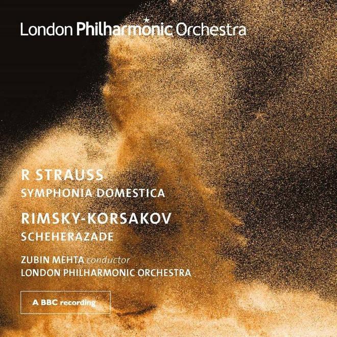 Strauss: Symphonia Domestica & Rimsky-Korsakov: Scheherazade