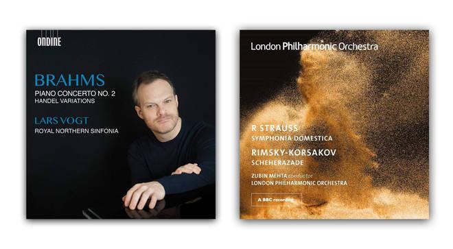 Piano Concerto No. 2 – Lars Vogt; Strauss & Rimsky-Korsakov – London Philharmonic Orchestra