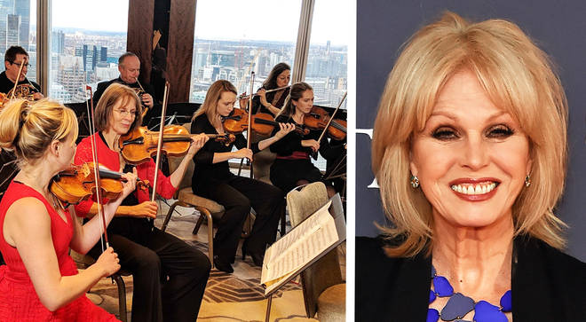 Joanna Lumley teams up with London Mozart Players for a special version of 'Carnival of the Animals'