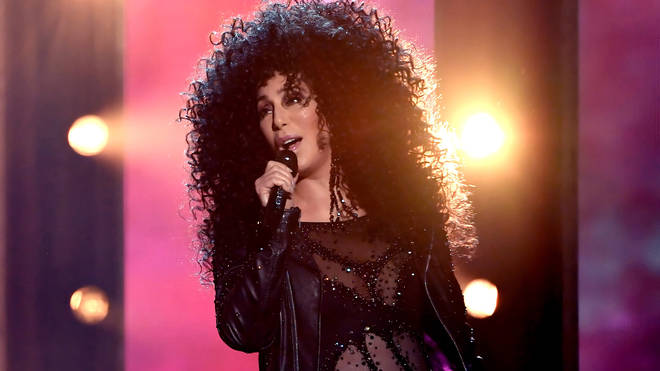 Cher at the Billboard Music Awards (2017)