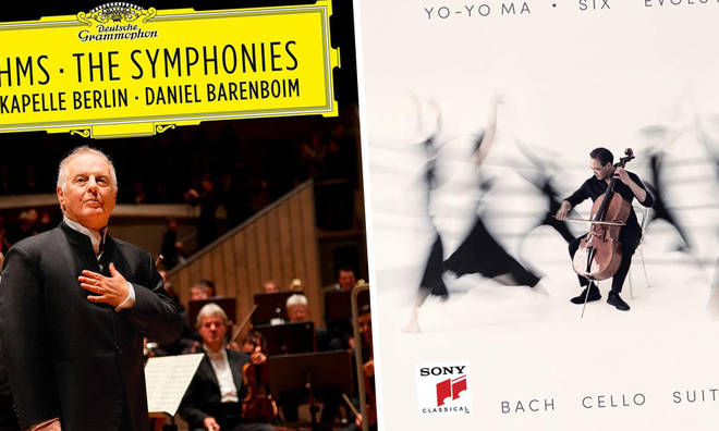 Yo-Yo Ma - Evolution, Daniel Barenboim - Brahms Symphonies