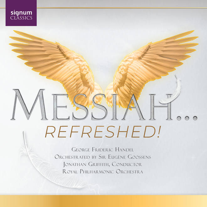 Messiah Refreshed by the Royal Philharmonic Orchestra