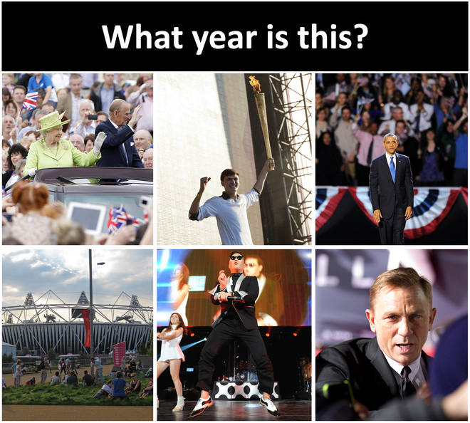 What's The Year?