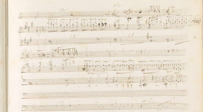Liszt's lost opera, Sardanapalo