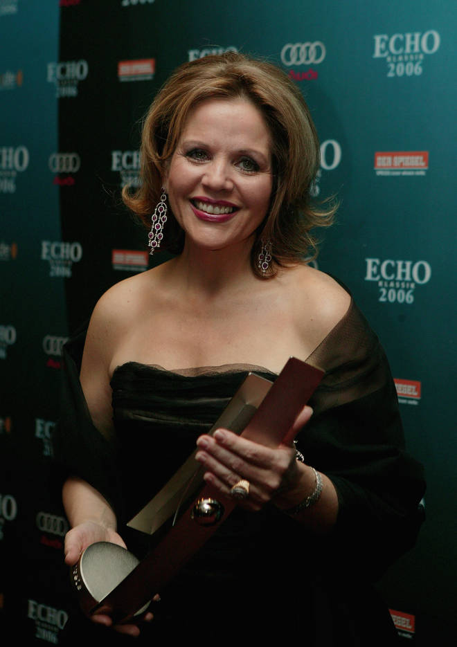 Renée Fleming wins an Echo Klassik Award