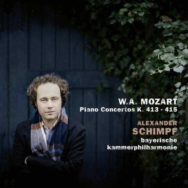 Mozart: Piano Concertos K. 413 - 415 –  Alexander Schimpf (piano), Bayerische Kammerphilharmonie
