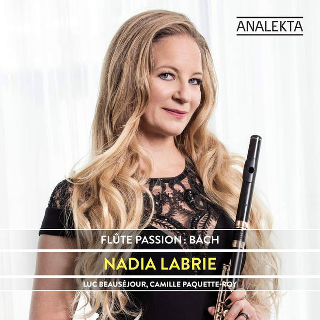 Flute Passion: Bach – Nadia Labrie