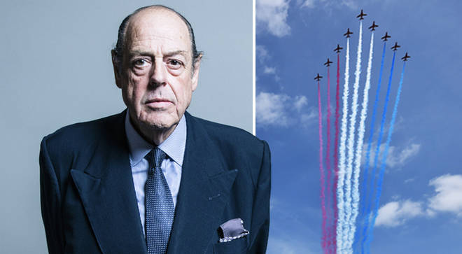 Sir Nicholas Soames will present a special concert on Classic FM to mark the 75th anniversary of VE Day