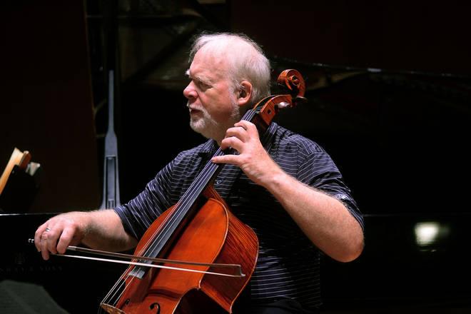 Cellist Lynn Harrell has died aged 76