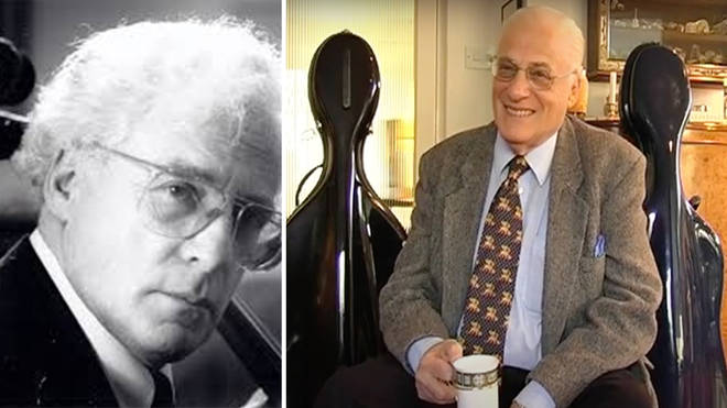 Cellist Martin Lovett has died aged 93