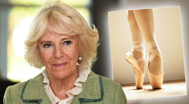The Duchess of Cornwall reveals that she's been practising ballet to stay active during lockdown