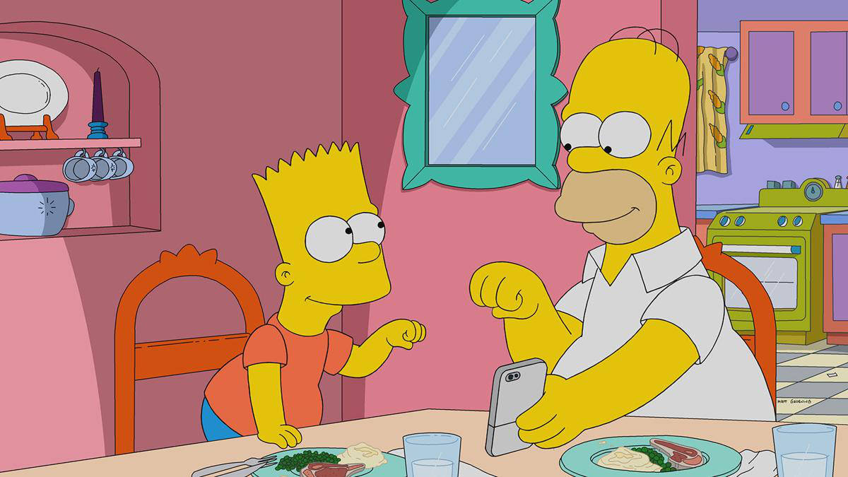 The Simpsons Composer Alf Clausen Fired For Delegating Music To His Son Fox Classic Fm