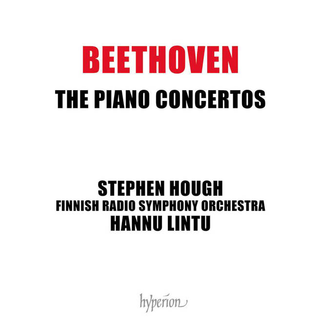 Beethoven: The Piano Concertos by Stephen Hough