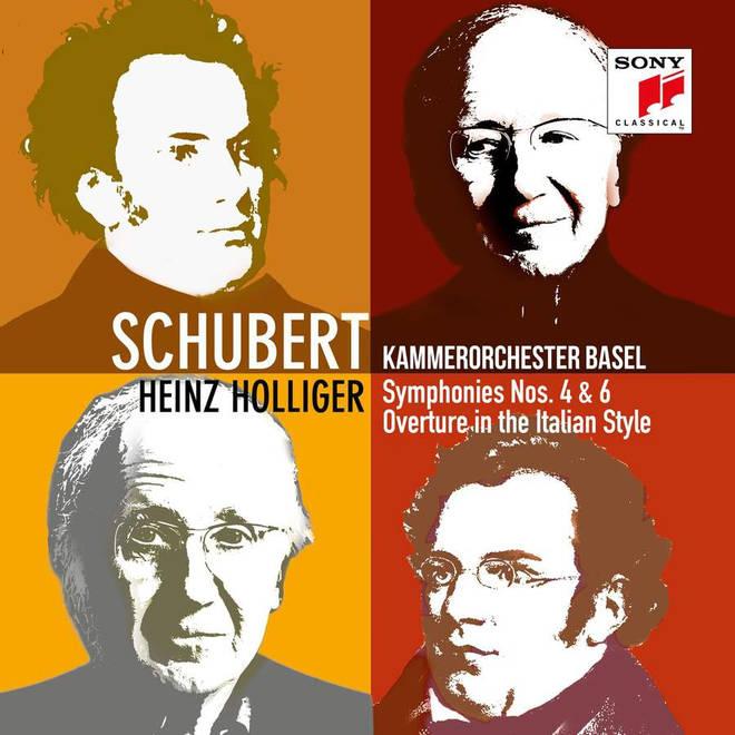 Schubert: Symphonies Nos. 4 & 6 – Basel Chamber Orchestra, Heinz Holliger