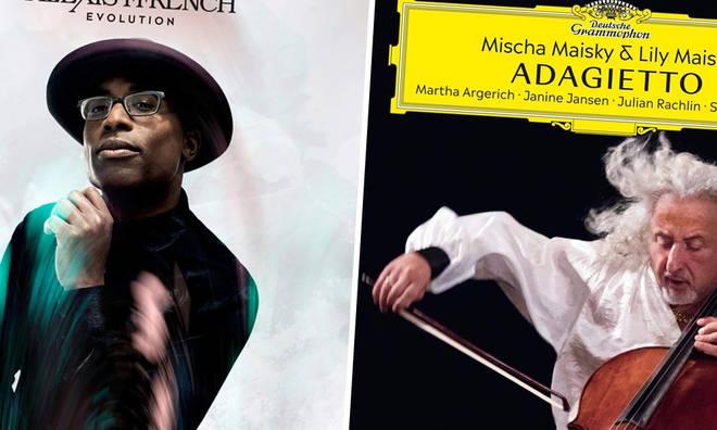 Alexis Ffrench - Evolution, Mischa Maisky & Lily Maisky - Adagietto