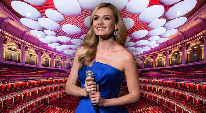 Katherine Jenkins to sing in an empty Royal Albert Hall for VE Day 75