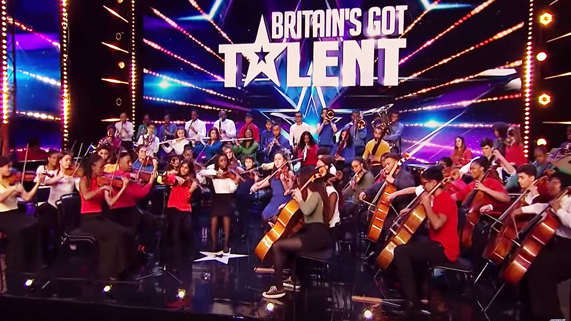 Britain S Got Talent Who Are The Chineke Junior Orchestra On The Tv Show Classic Fm