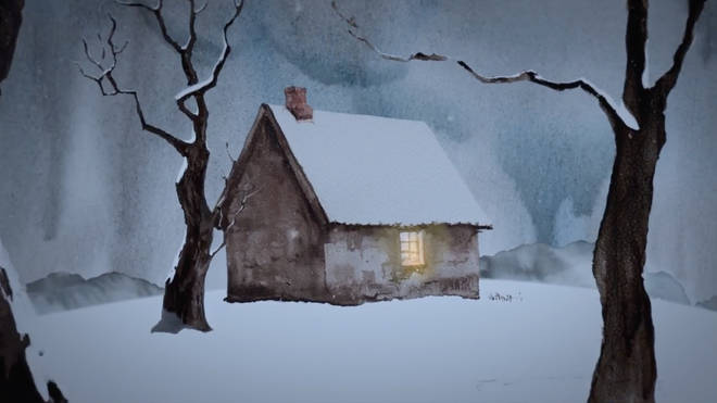 This beautiful video brings together Arvo Pärt's music and exquisite animated art