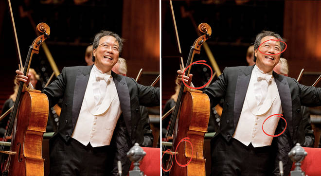 Yo-Yo Ma answer