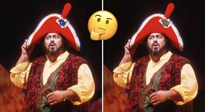 Can you spot the difference between these classical music pictures?