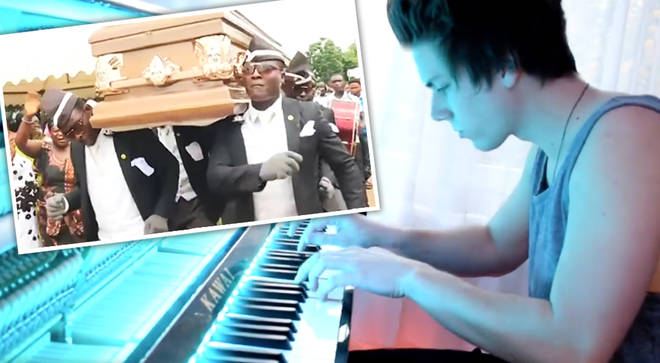 Pianist plays TikTok's 'Coffin Dance meme' song in beautiful viral cover